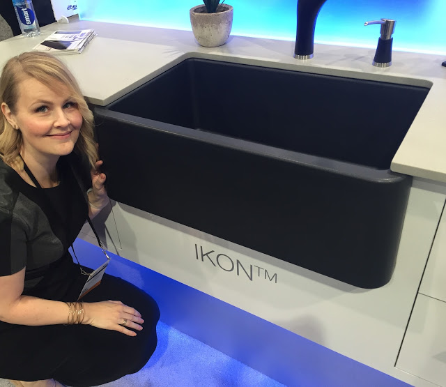 Blanco Ikon Sink Price : Top Trends In Kitchen & Bath Design Highlights from KBIS 2016 - The ...
