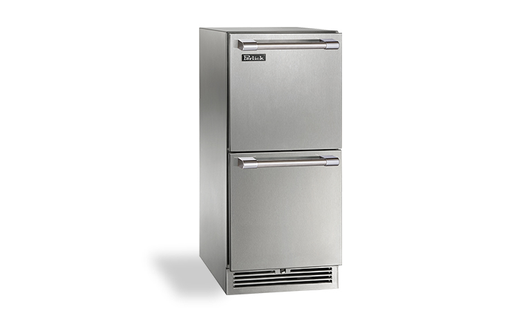 perlick-15-signature-series-two-drawer-under-counter-refrigerator