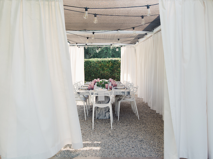 Sarah Walker-The Curated House-Backyard Makeover-dining-pergola