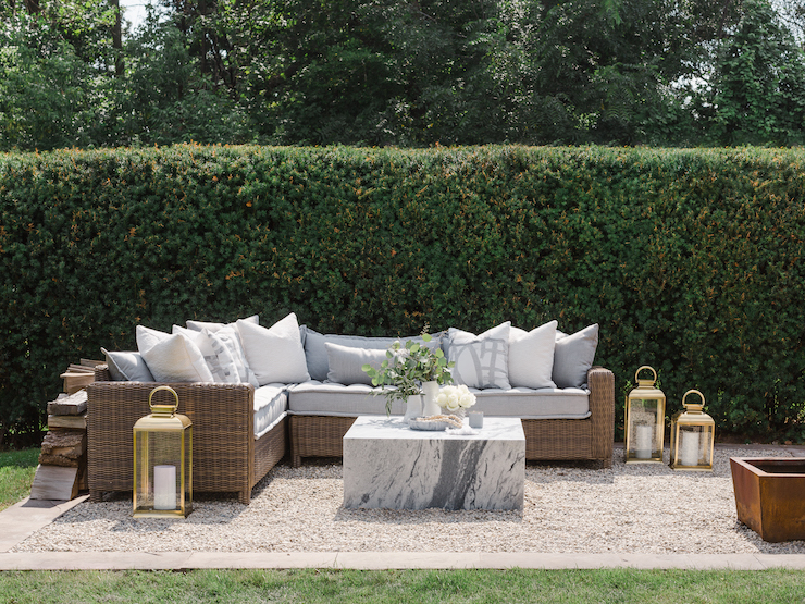 Sarah Walker-The Curated House-Backyard Makeover-sectional